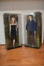 Barbie The Twilight Saga Rosalie & Jasper Doll Set New