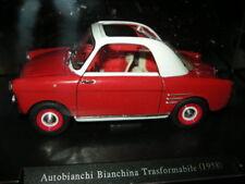 1:24 Leo Autobianchi Bianchina Trasformabile 1958 rot/red in VP