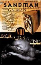 Neil Gaiman   The Sandman Library, Vol. 8: Worlds' End    US HCDJ 1st/1st NF