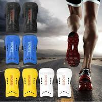 Kids Child Soft Football Shin Pads Soccer Guards Sports Leg Shinguard Protector