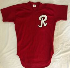 Rainiers Mesh Pullover Baseball Jersey Size XXL-Used in a Baseball Movie