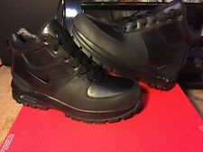 Nike Air Max Goaterra Triple Black Size 10 All Black Out