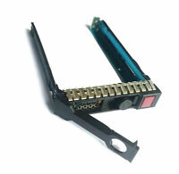 651687-001 2.5 SFF SAS SATA HDD Tray Caddy FOR HP Proliant G8 G9 653955 DL380p