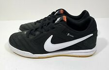 Nike SB Gato Orange Label Mens Shoes Black White Size 7.5