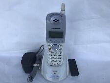 Panasonic KX-TGA244W 2.4 GHz Cordless Phone Handset for KX-TG2431 KX-TG2432