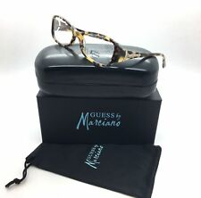 Guess by Marciano Tortoise Eyeglasses GM 142 YTO 53 mm Designer  Demo Lenses