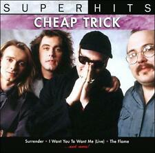 Super Hits: Cheap Trick CD NEW CLASSIC