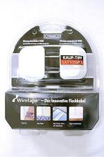 4 x Schwaiger Wiretape Anschlußset HDMI »WTA HDMI« Flaschkabel Neu /214