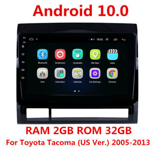 "9"" Android Stereo Radio GPS Navigation 2+32GB for Toyota Tacoma Hilux 2005-2013"