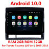 """9"""" Android Stereo Radio GPS Navigation 2+32GB for Toyota Tacoma Hilux 2005-2013"""