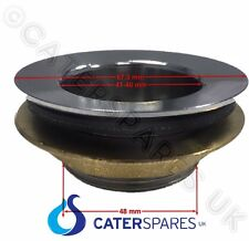 COMMERCIAL WASTE DRAIN HOLE OUTLET FOR STAINLESS STEEL SINKS 1.1/2""