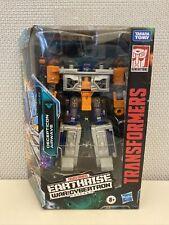 Transformers War For Cybertron Earthrise WFC-E18 Decepticon AIRWAVE Deluxe Class