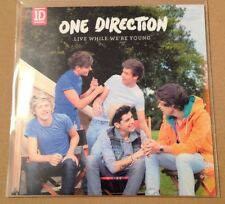 One Direction - Live While We're Young Dance Remixes USA Promo 9 Track Cd 1D