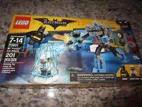 LEGO Batman Movie Mr. Freeze Ice Attack 2016 (70901) NEW