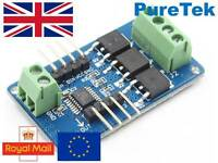 PureTek® Full Colour RGB LED Strip Driver Module Shield for Arduino ESP8266 RPi
