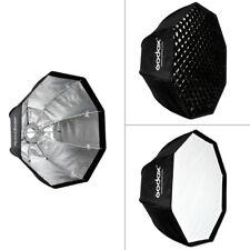 Godox SB-UE 80cm / 31.5in Portable Octagon Honeycomb Grid Umbrella Softbox F2J1