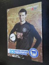 75408 Kevin Stuhr Ellegaard 06-07 Hertha BSC original signierte Autogrammkarte