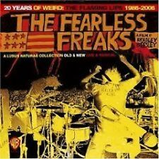 FLAMING LIPS Fearless Freaks RARE LIVE TRX 20 years of Weird LIMITED CD SEALED
