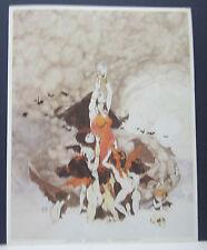 Vampire Mother by Jeff Jones Open Edition Print
