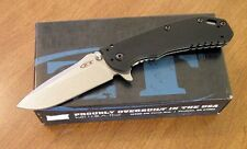 ZERO TOLERANCE New 0566 G-10 Rick Hinderer Design Plain El Max Bld Knife/Knives