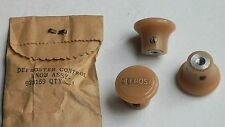 1941 1940 Plymouth NOS Defrost Knobs OEM MoPaR part # 973159 RARE Hard to find!!