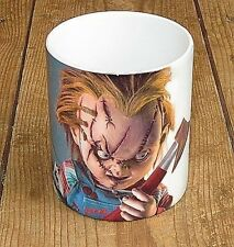 Child's Play Chucky with Axe Great New MUG
