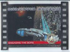 Star Trek Cinema 2000 Galactic Conflix Card GC8 453/1000