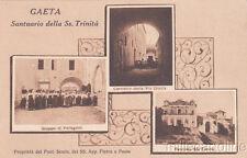 * GAETA - Santuario della Ss.Trinità