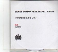 (DS207) Sidney Samson ft Wizard Sleeve, Riverside (Let's Go!) - 2009 DJ DVD