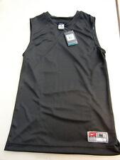 Nike Men BLACK  Dri Fit  sleeveless PERFORMANCE Shirt Size M