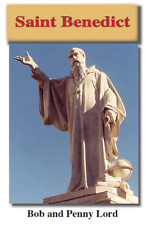 Saint Benedict Pamphlet/Minibook, by Bob and Penny Lord, New