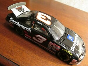 Action Dale Earnhardt #3 Goodwrench CAR 1:24 1999 Monte Carlo Black 25th Anniv.