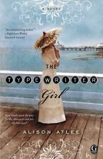 The Typewriter Girl by Alison Atlee (2013, Paperback)