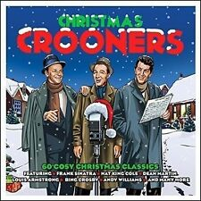 christmas crooners various artists best of 60 songs holiday music 3 cd - Best Christmas Cds