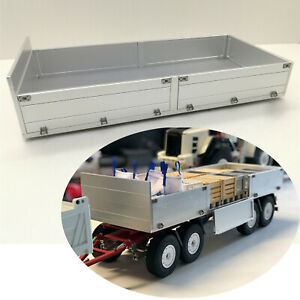 CNC Aluminum Container Bucket for 1/14 Tamiya Trailer  Truck FH16 56360 Car