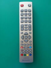 Telecomando originale Sharp  per TV AQUOS modello LC-40CFE6352E