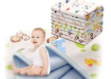Baby Infant Waterproof Urine Mat Changing Pad Cover Change Mat - 50cm*70cm