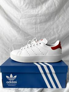 Adidas Stan Smith Bold Leather Sneaker