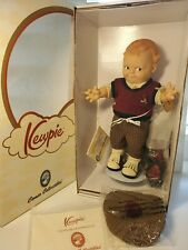 "11"" Vinyl Cameo (Jesco) Kewpie Golfer Scootles Boy Doll In Box with Clubs ☆RARE☆"