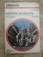 URANIA  795 ELWOOD, MOSTRA DI MOSTRI- 1979 NUOVO CELOFANATO OF
