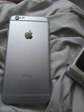 New listing Apple iPhone 6 - 64Gb - Silver A1549 (Cdma + Gsm) Clean and solid,but Ic locked!