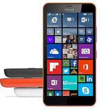Microsoft Lumia 640 XL LTE Sbloccato Sim Gratis Smartphone-grade A-NERO-U..
