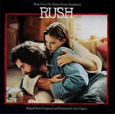 Rush [Original Score] by Eric Clapton (CD, Jan-1992, Reprise) (Box C124)