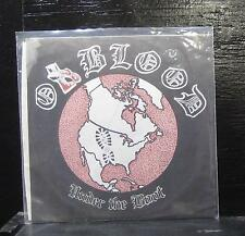 "Oxblood - Under The Boot Mint- 7"" Vinyl 45 USA 1993 Headache HR #21"