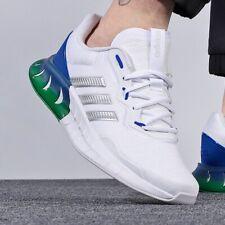 Adidas Kaptir Super Boost Men's Athletic Shoe White Running Sneaker Gym Trainer