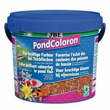 JBL PondColoron 2400g/5,5L For brilliant colouring in pond fish  Bucket