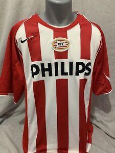 PSV Eindhoven Home Shirt 2004/05 Large Original Rare & Vintage