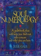 Soul Numerology: A Guidebook That Will Help You Find Out Who You Are-ExLibrary