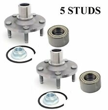 Front Wheel Hub & Bearing Kit Fit FORD ESCAPE 2001-2012 PAIR