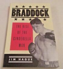 Jim Hague Braddock Rise of the Cinderella Man First Ed 2005